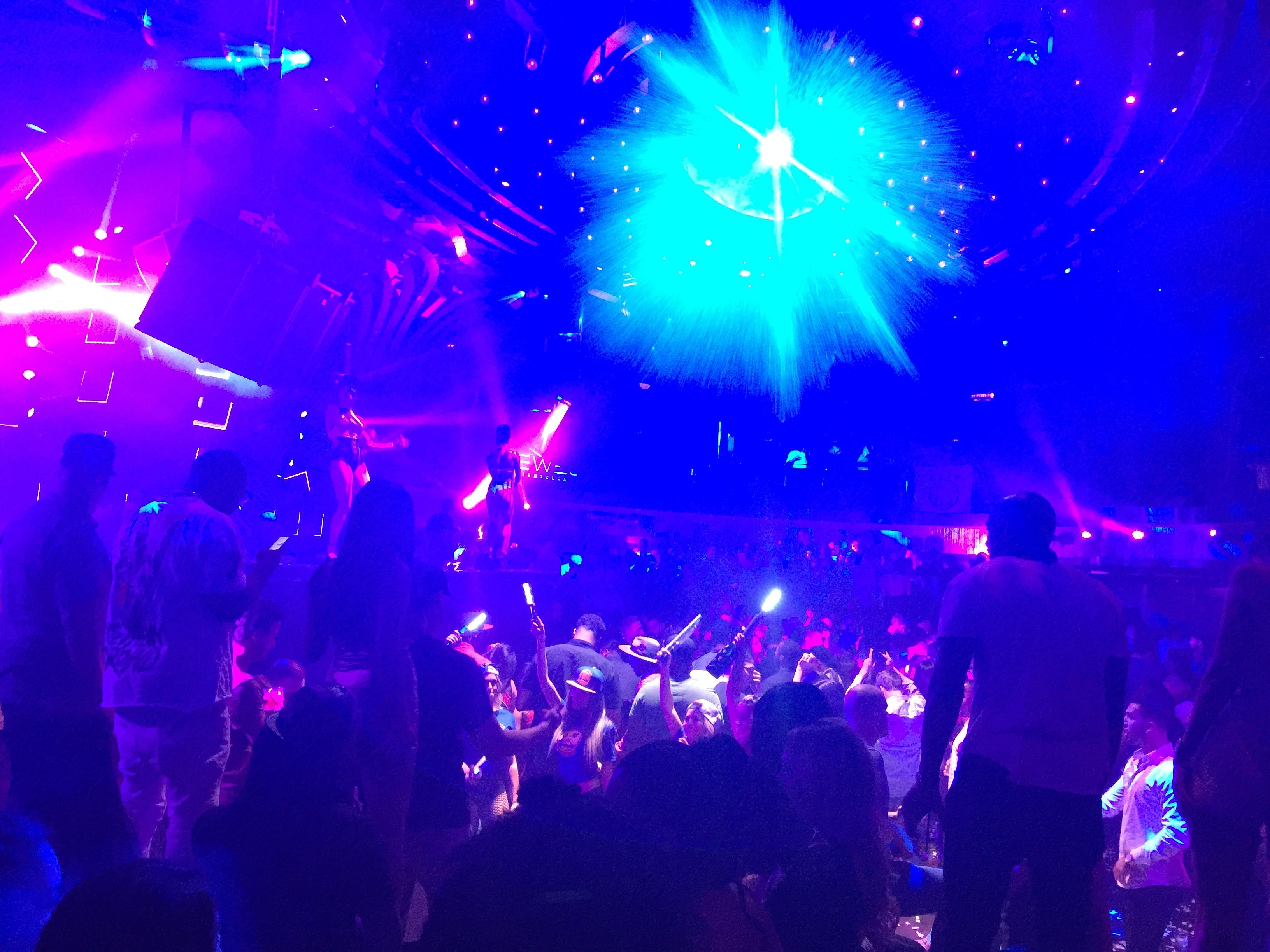 Jewel Night Club Las Vegas