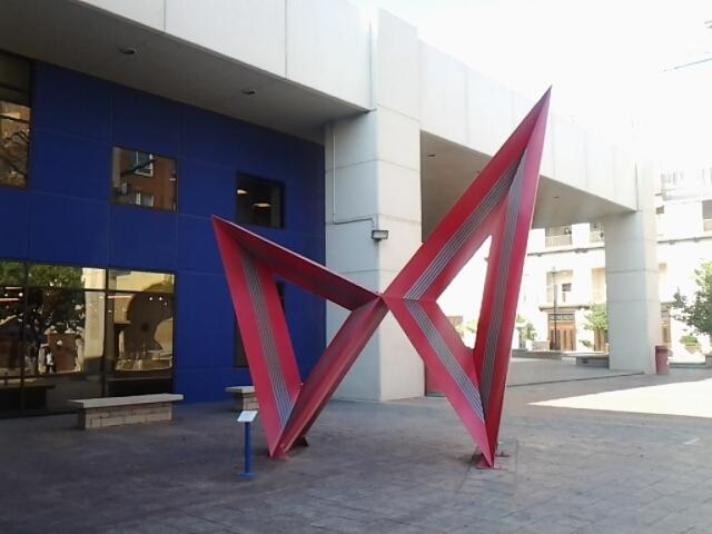 El Paso Museum of Art Sculpture