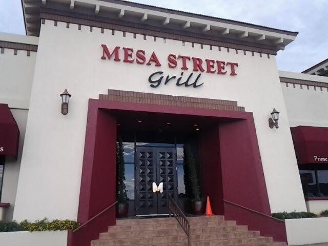 The new location of Mesa Street Grill within University Hill Plaza