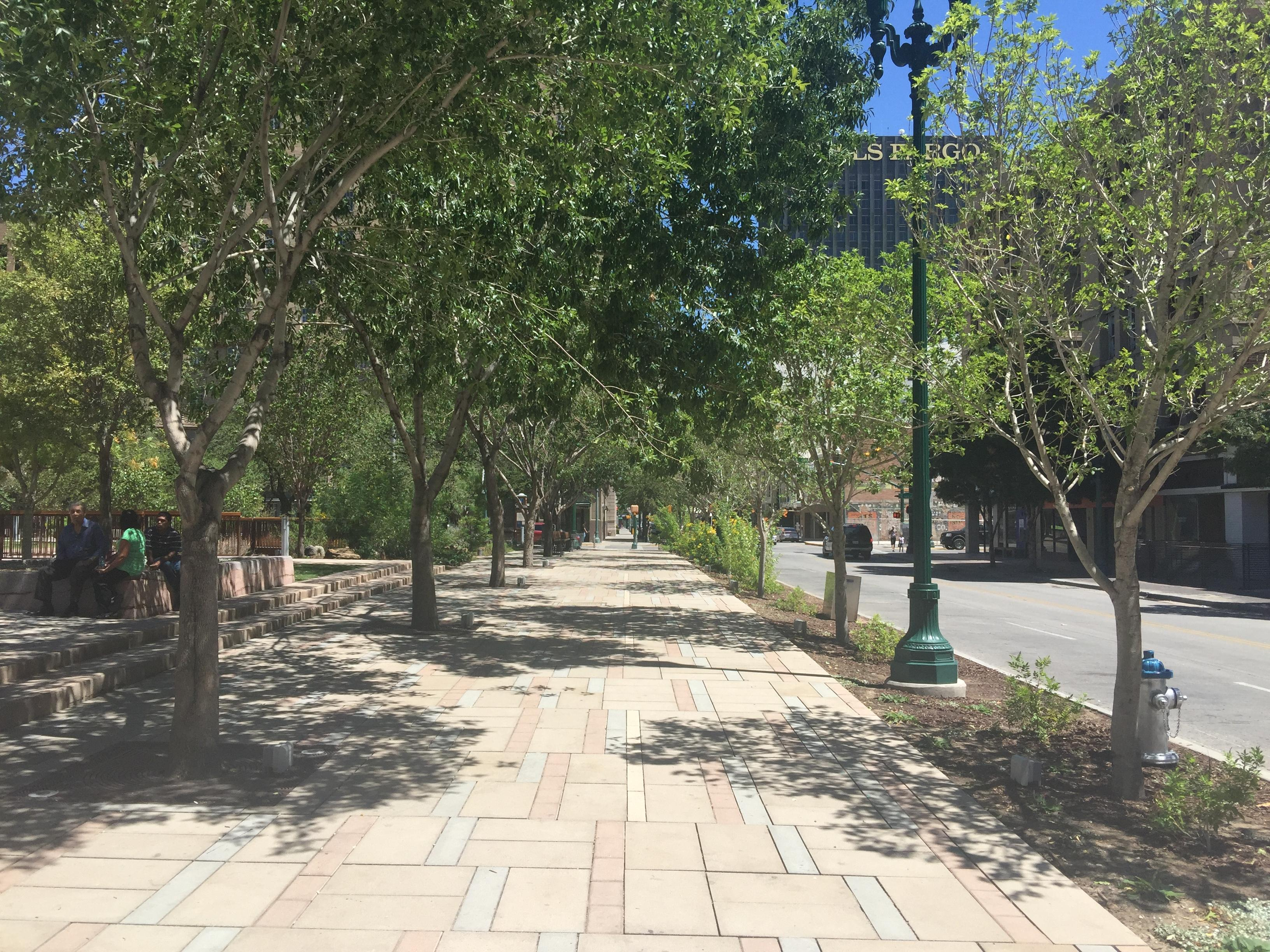 OpenNote: OpenNote: San Jacinto Plaza El Paso