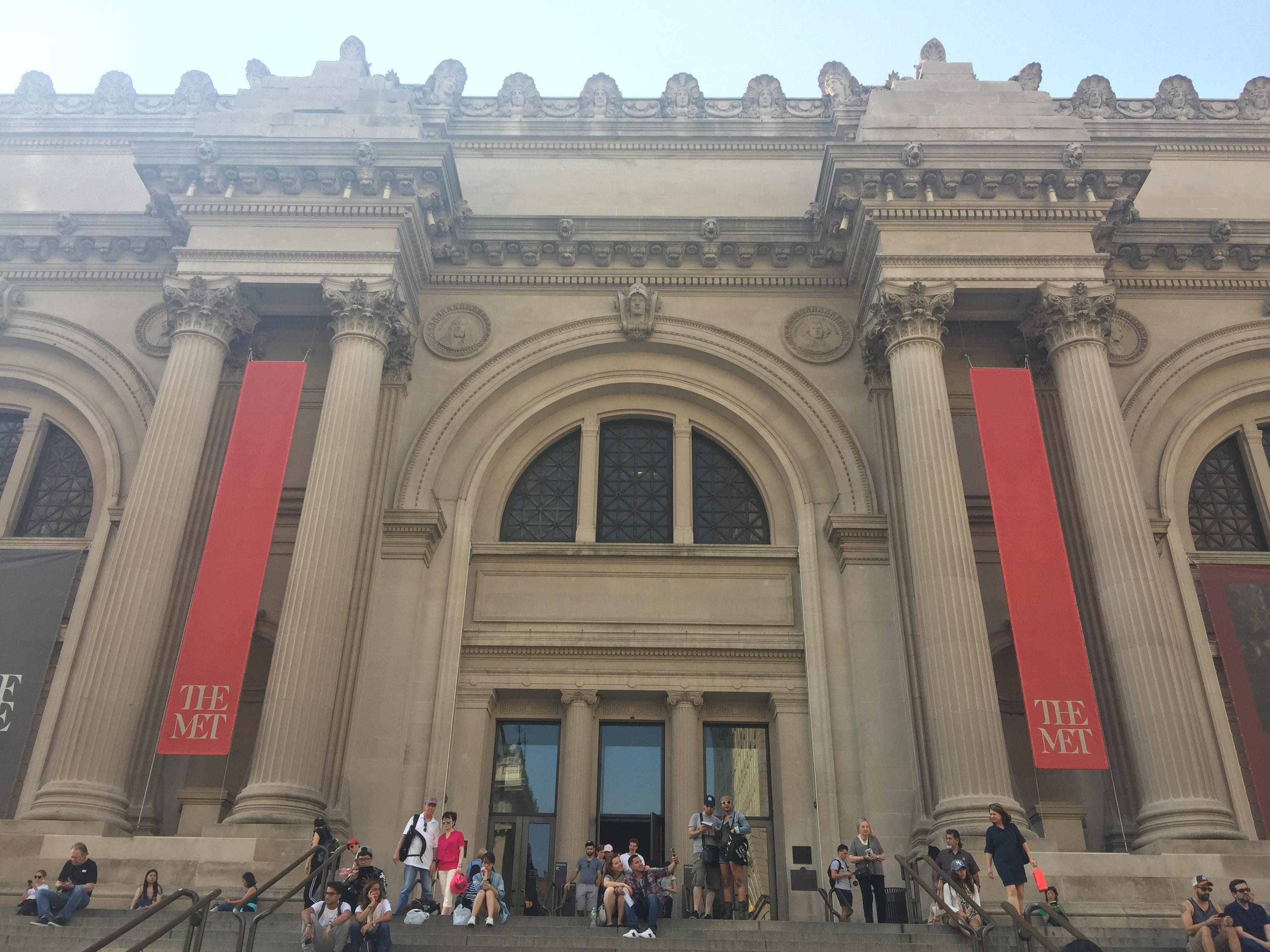 Metropolitan Museum of Art. Open till 5:30 pm Monday to Thursday